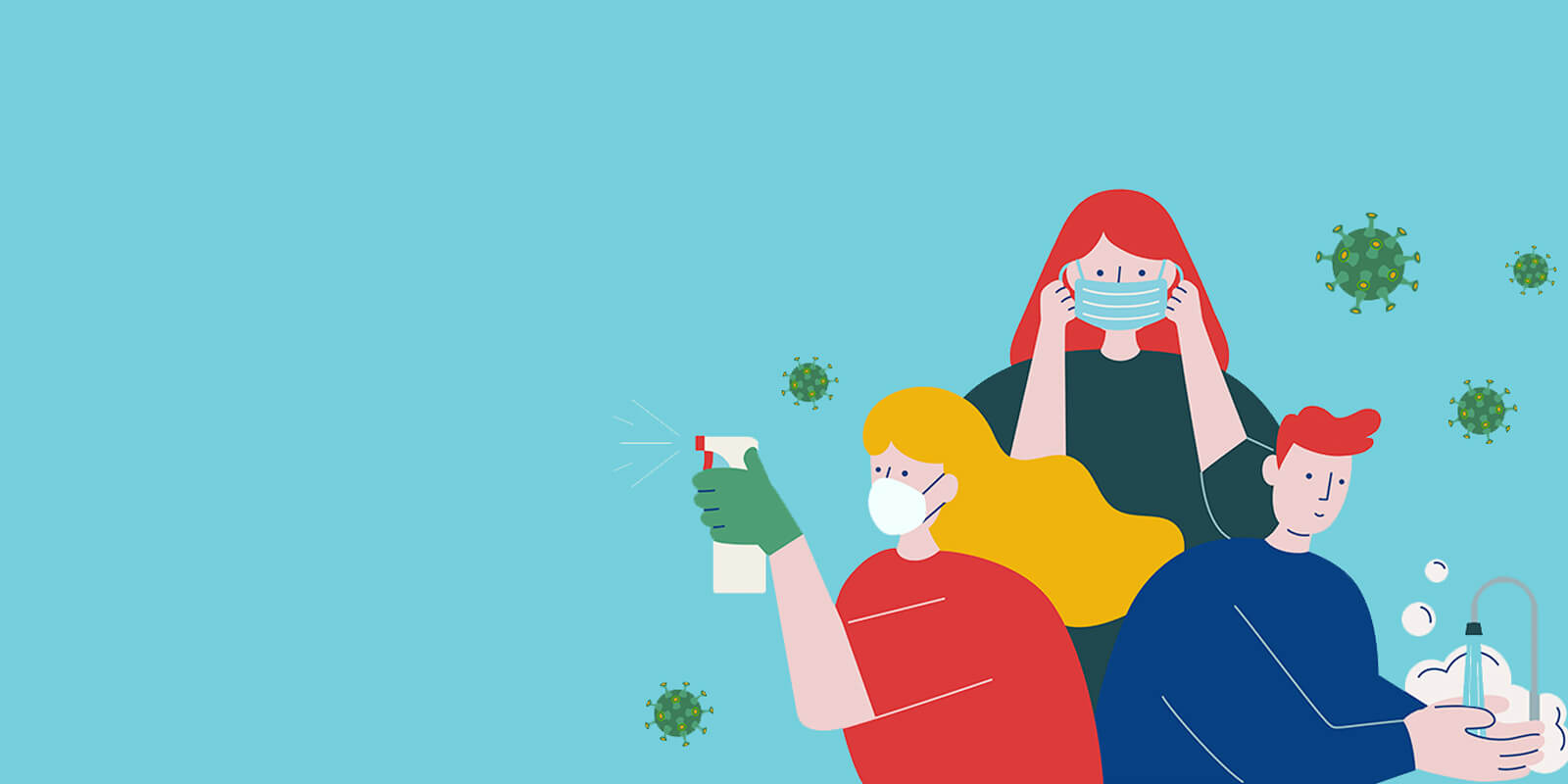 Những điều trẻ em và trẻ vị thành niên cần biết để bảo vệ bản thân khi ở trong cơ sở cách ly